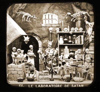 chez satan