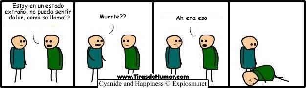 humor despistado