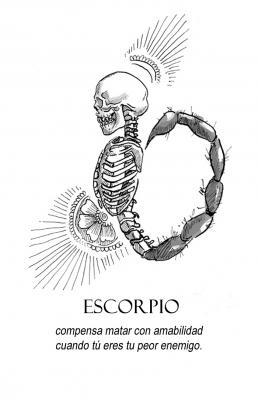 horoscoperías, que lugares...